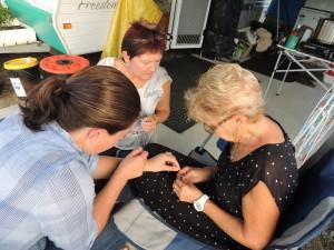 Fixing Jen's Braclet