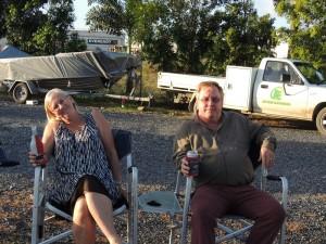 Steve & Karen