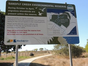 Sandfly Creek Reserve