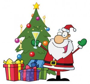 Cheers Santa