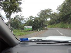 Road to Eungella