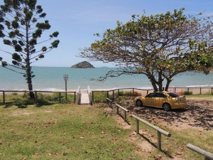 Yappoon to Emu Park