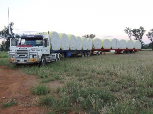 1st Road train load