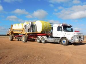 Unloading Tui's Truck 3