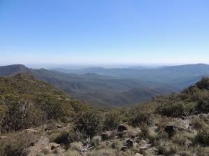 Views Mt Kaputar