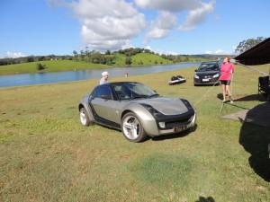 Amelia's Car
