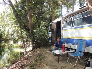 Jock & Annie's camp