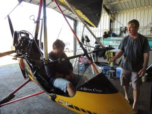 Microlight Shed instruction