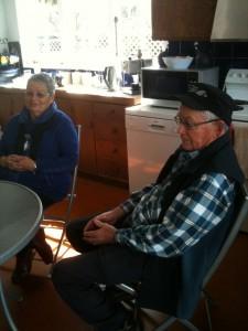Janine & Bob