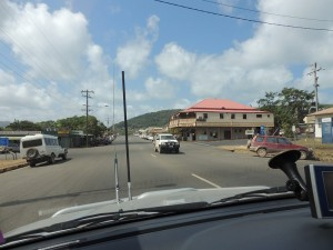 Approaching Cooktown