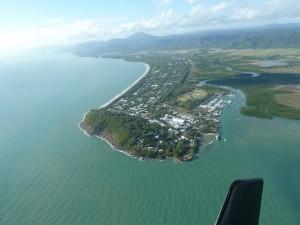 Aerial Port Douglas
