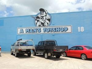 Tui's shop