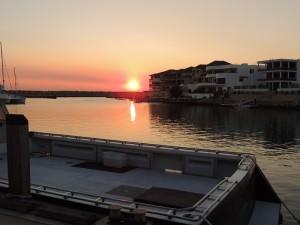 Sunset Mindarie