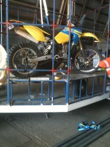 Bike ramp 1