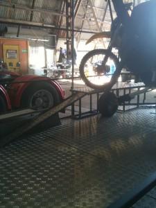 Bike ramp 3
