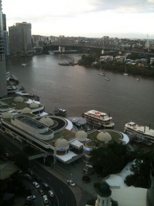 Brisbane Day view