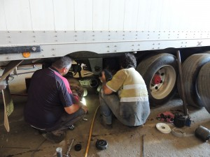 Fixing Trucks