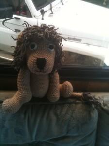 Jude's Lion