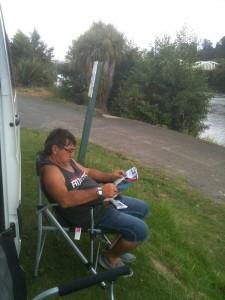 Waikato River Tuakau