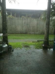 Mackay rain