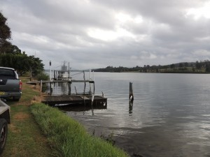 Jetty's Woodford Island
