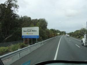 NSW Border