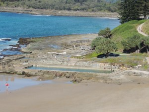 Swimming Pool Yamba Beach