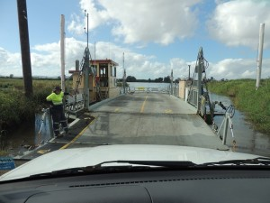 Ulmarra Ferry 2
