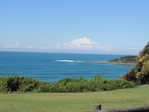 View Yamba Lighthouse