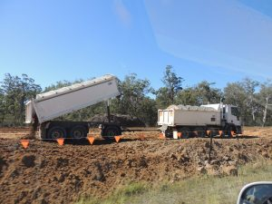 Road works to Coffs Harbour 3