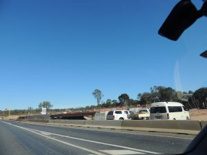 Road works to Coffs Harbour