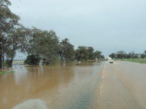 Flooding Dubbo