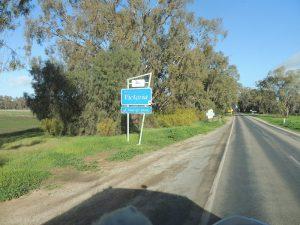 Into Victoria