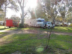 Mildura Camp site