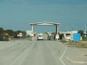 WA Border